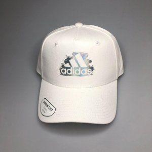 Adidas Women's White Holiday Iridescent Cap
